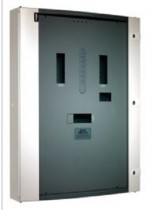 Hager JF406BG Panelboard 6 Way 400A