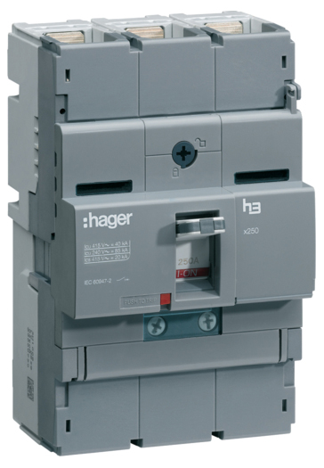 Hager JF444BS Incomer Kit 4P Isol 400A