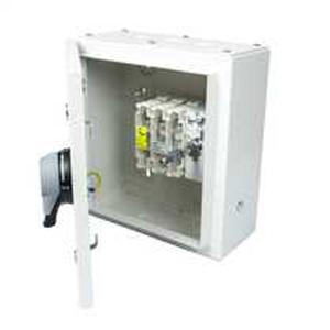 Hager JFG320U Combination Unit TP N 200A