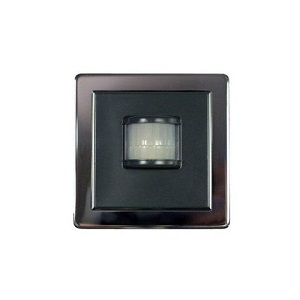 Lightwave LW107BLK Wall PIR Black