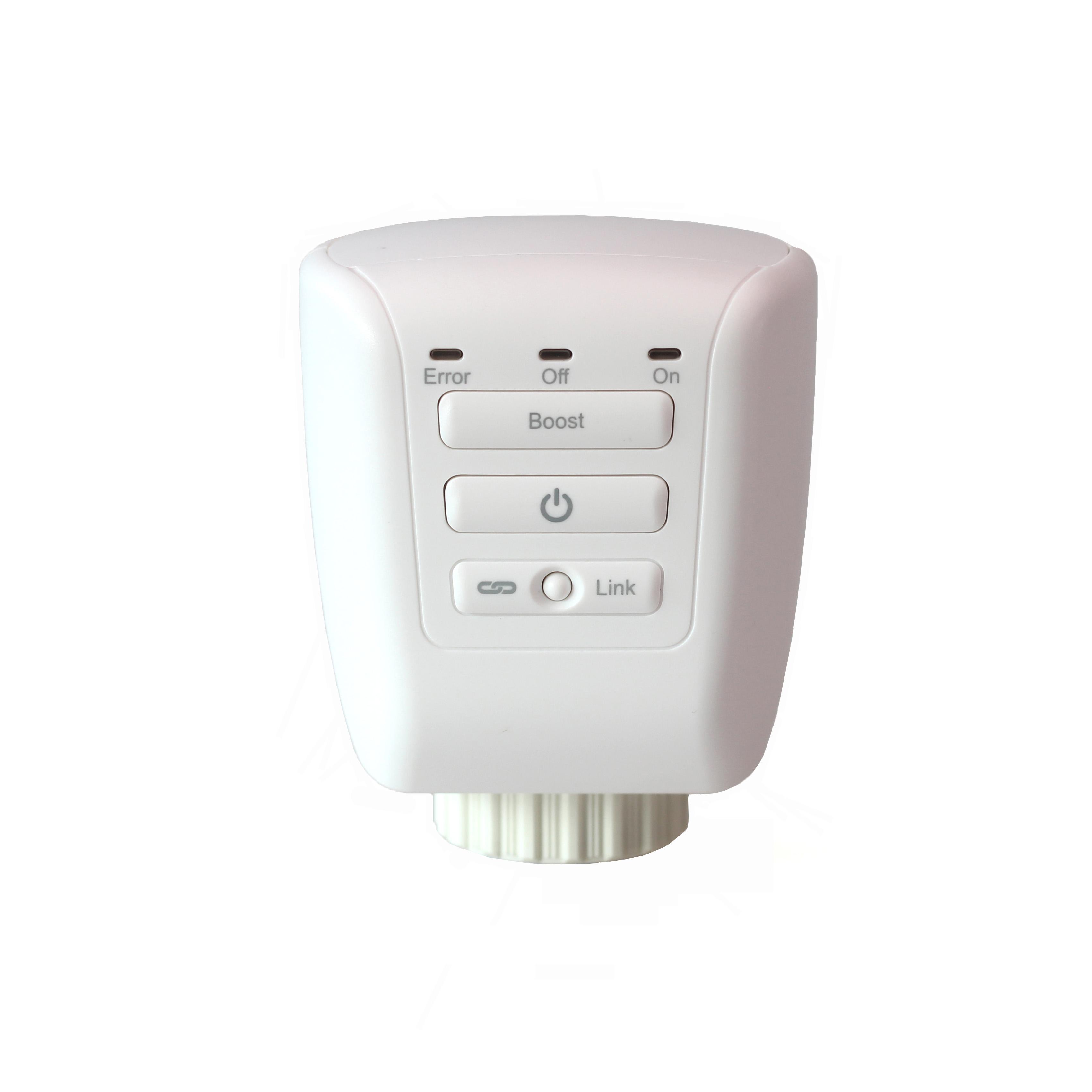 Lightwave LW922 Radiator Valve Whi