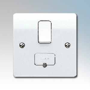 MK K1040WHI Conn Unit Sw Fused