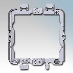 MK K3702 Frame 1 Gang 2 Module