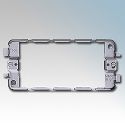 MK K3703 Frame 2 Gang 3 Module