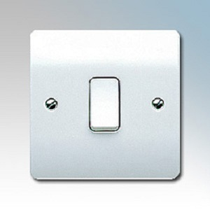 MK K4875WHI Switch 1 Gang Intermed 10A