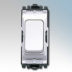 MK K4880WHI Blank Insert 1 Module