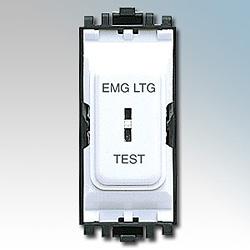 MK K4898ELWHI Grid Switch 2 Way SP Key