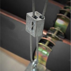 Zip-Clip KL50 Cable Lock 10kg Zinc