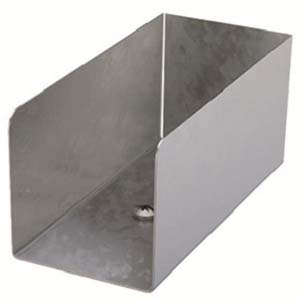 Trench Lighting Trunking End Cap
