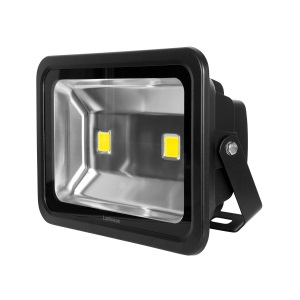 100W LED Floodlight 4K Black *