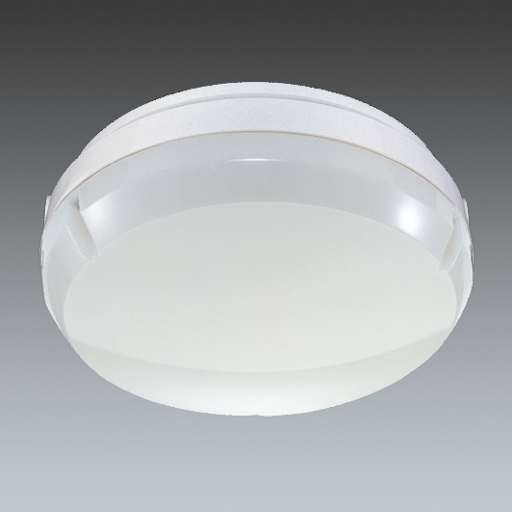 Thorn LER9ZOPW Rnd Bulkhead IP65 c/w LED