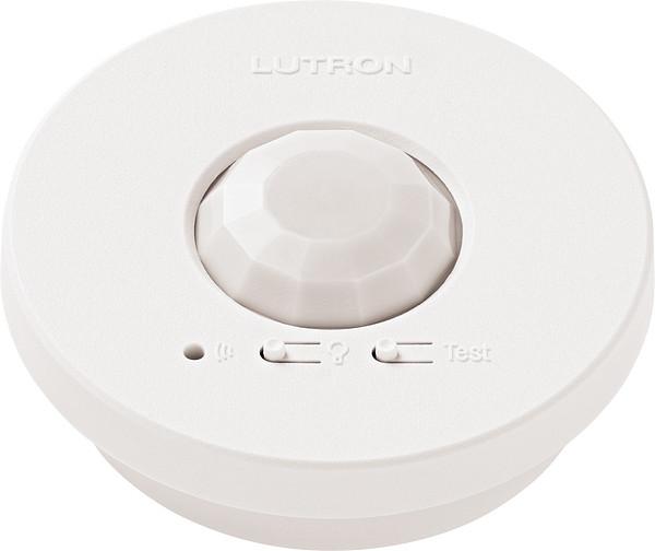 Lutron LRF3-OCR2B-P-WH Ceiling Sensor
