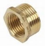 Niglon MS25 Male Bush 25mm Brass