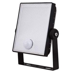 ESP NH50BS Floodlight LED   Snsr 50W Blk