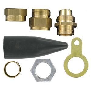 Wiska CW40 CW Economy Gland M40 Brass