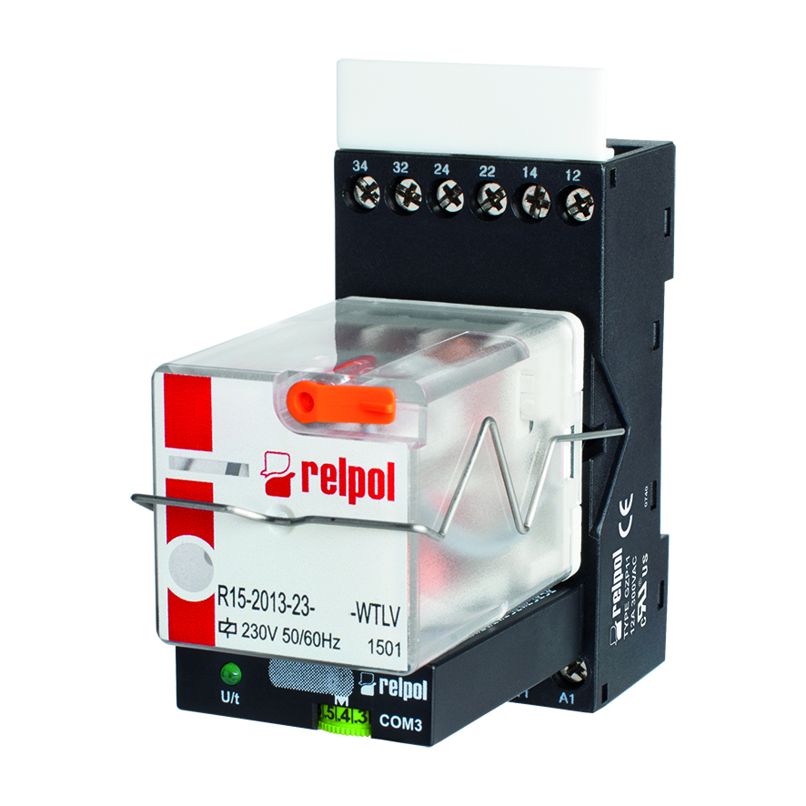 Europa R11R24A3PDT Octal Relay 24V