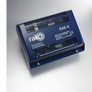 Rako 4 Ch Dimming Rack Dali, 1-10v, DSI*