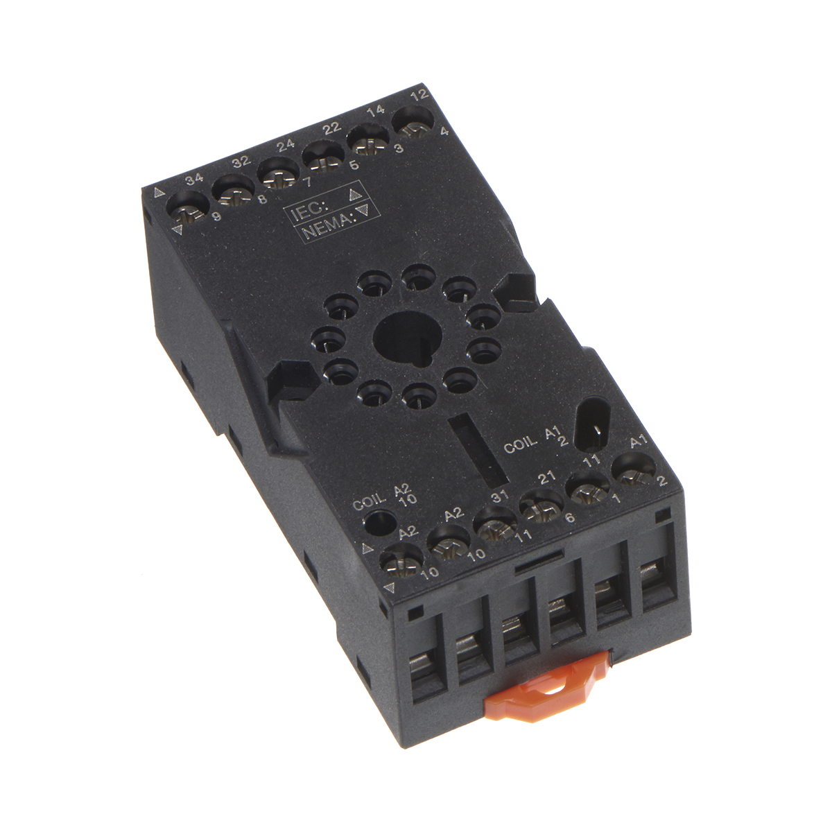 Europa RB11R Octal 11Pin Relay Base