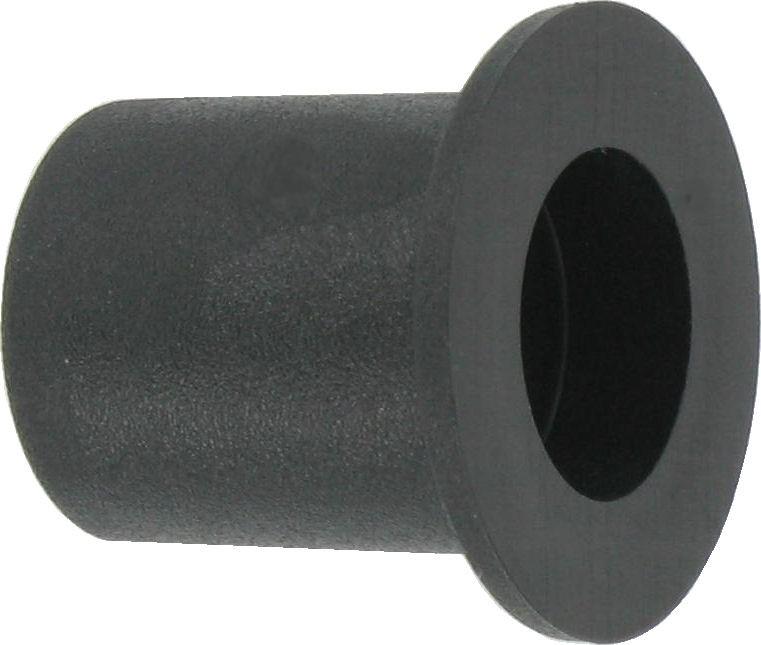 Deligo REC8B Rod End Cap 8mm Blk (PK=100)