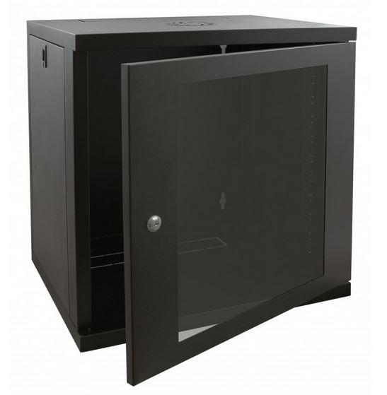 Cntx Wall Cabinet 12u 550mm Black