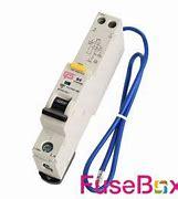 FuseBox RT061030B RCBO SPN 10A 30mA 6kA