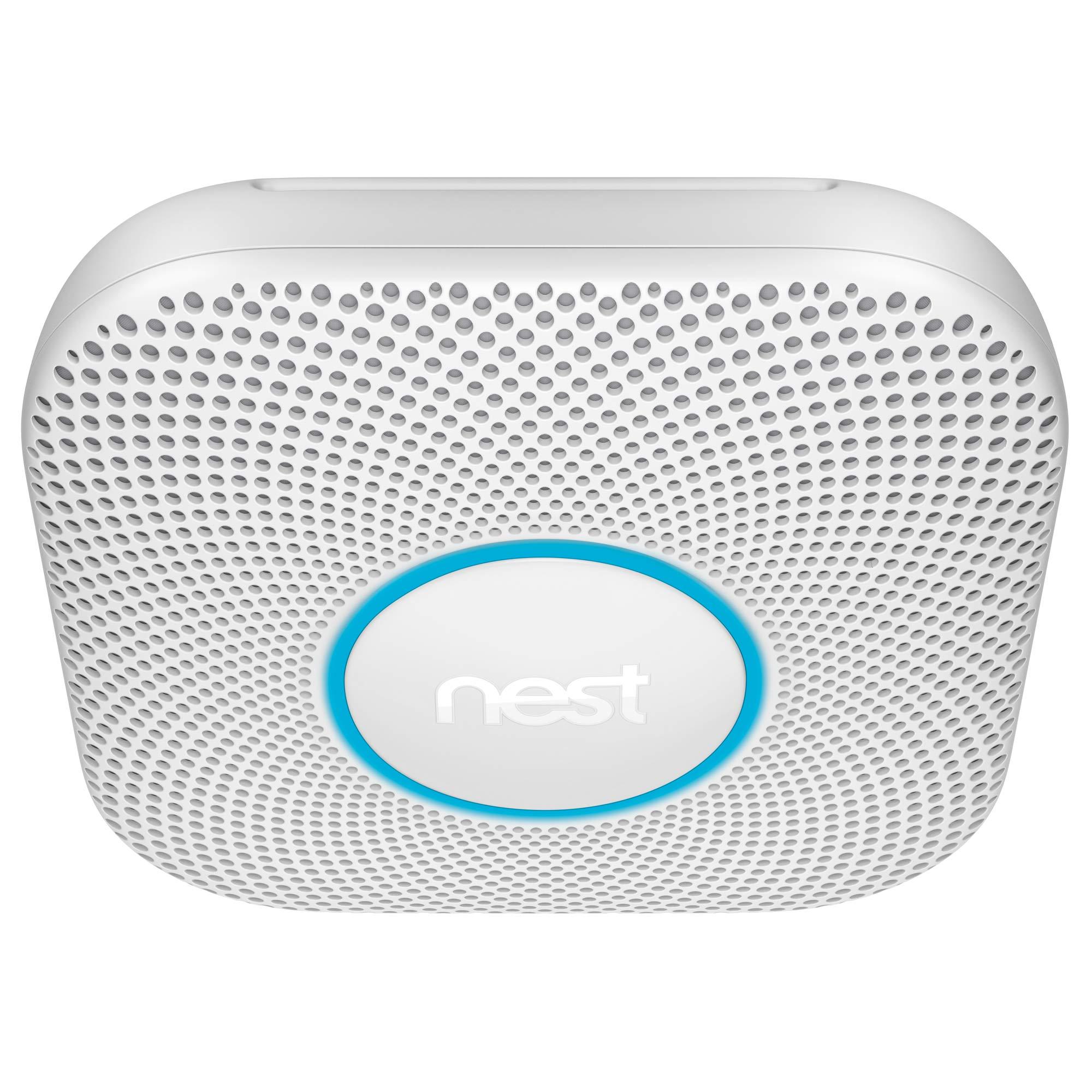 Nest S3003LWGB Smoke   CO Alarm Wired