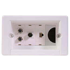Sync SB-HOME Recessed Socket 155x95mm