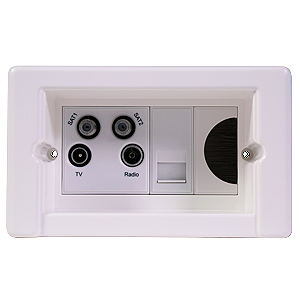 Sync SB-IRS Recessed Socket 155x95mm
