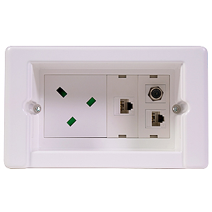 Sync SB-STANDARD Socket 13A 155x95mm
