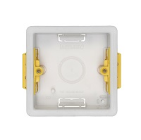 Appleby SB619 Dry Lining Box 1 Gang 35mm