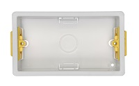 Appleby SB629 Dry Lining Box 2 Gang 35mm