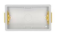 Appleby SB631 Dry Lining Box 2 Gang 47mm