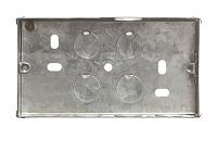 Appleby SB665 Flush Box 2 Gang 25mm