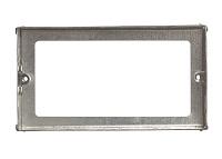 Appleby SB682 Box Extension 2 Gang 35mm