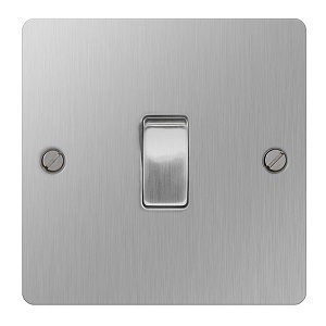 BG SBS13 Plate Switch Intermediate 10A