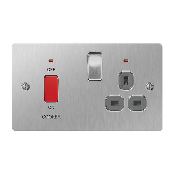 BG SBS70G Cooker Control Switch DP 45A