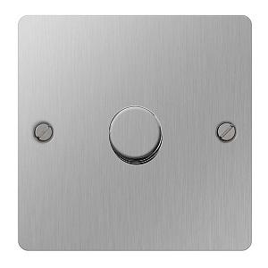 BG SBS81P Push Dimmer Switch 1 Gang 400W