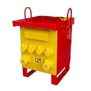 Portable Site Transformer 110v 10Kva SP *