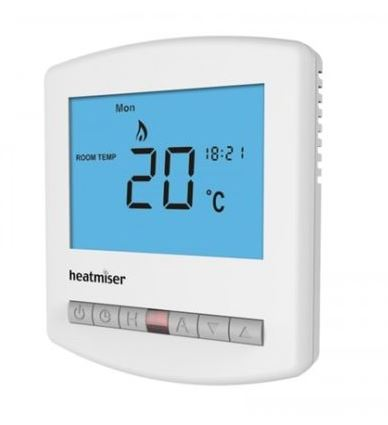 Heatmiser Slimline Multi-Mode Thermostat