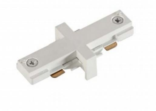 Illuma T23-WH Str Connector 1C Whi