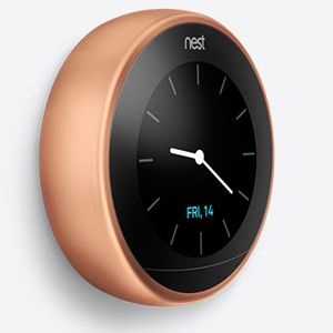 Nest Learning Thermostat 3rd Gen Copper
