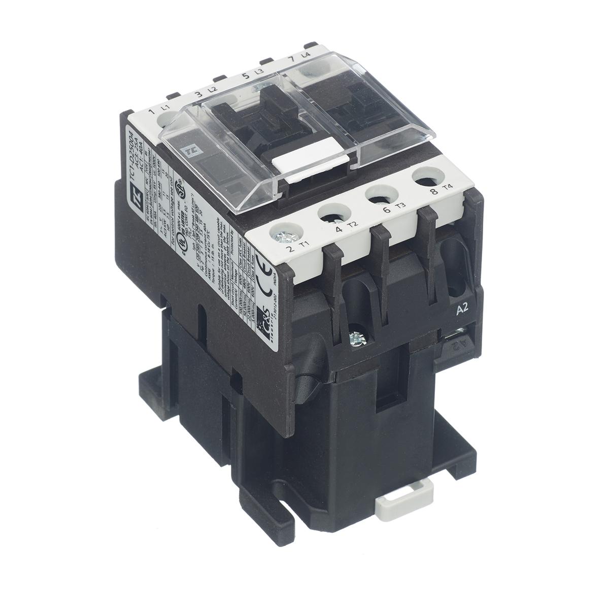 Europa TC1-D80004N7 Contactor 4P 415V