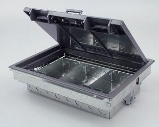 Tass TFB3/120 Cav Floor Box 3C 303x221mm