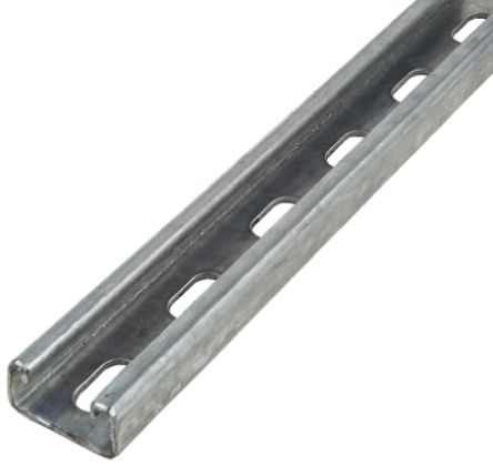 Unitrunk UC4121S/6 Channel 21x41mmx6m Slotted