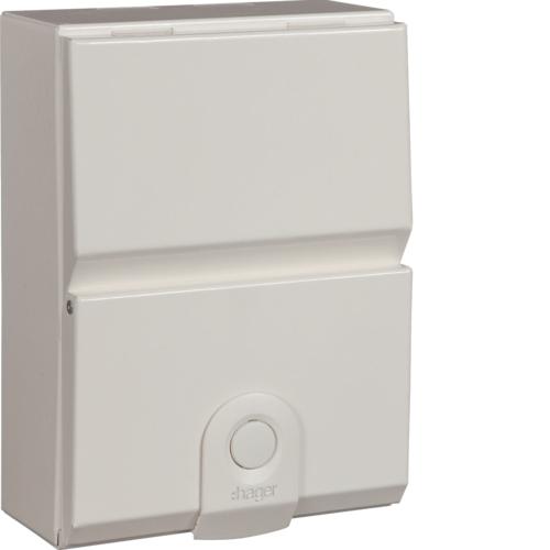 Hager VM202 Consumer Unit 2 Way 63A