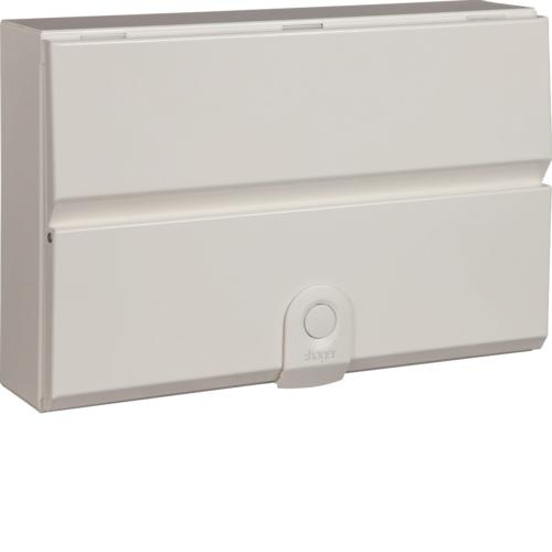 Hager VM710CU Consumer Unit 100A 2x63A