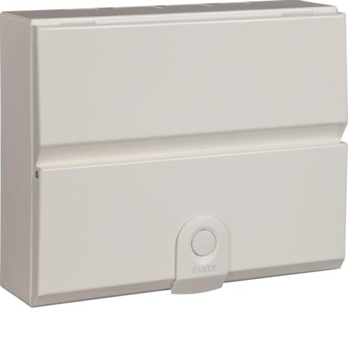 Hager VM733H Consumer Unit 100A 2x63A