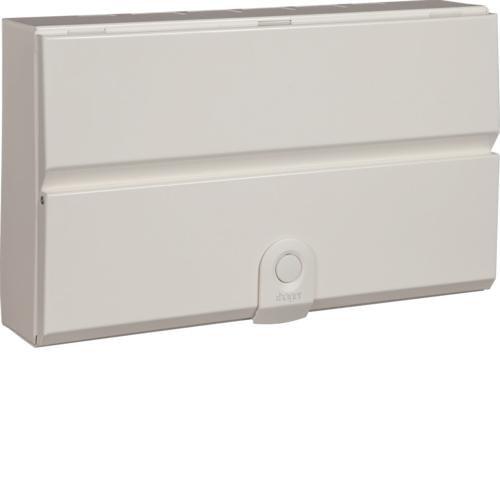 Hager VM766H Consumer Unit 100A 2x63A