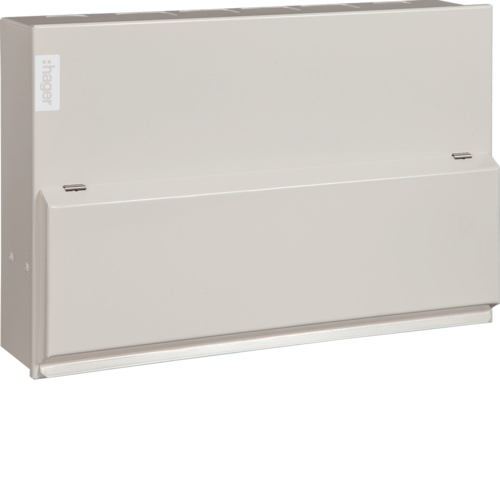 Hager VML110 Consumer Unit 10 Way 100A