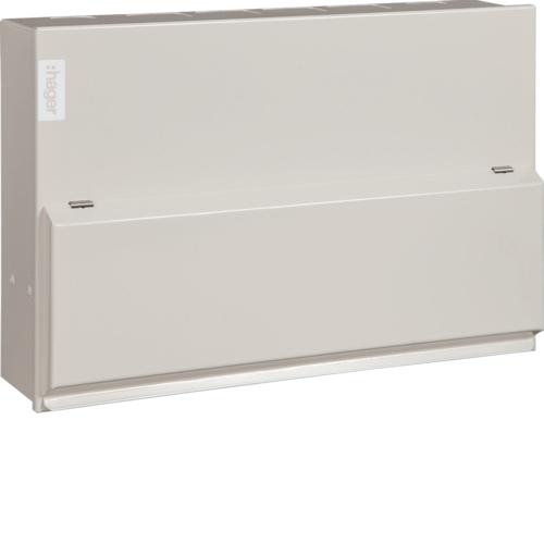 Hager VML710CU Consumer Unit 100A 2x63A
